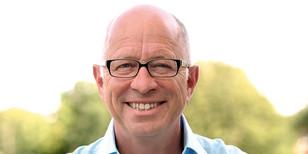 Portrait von Robert Betz, Geschäftsführer