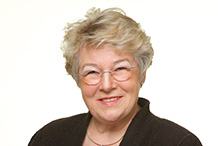 Portrait von Rita Menden,  Seminarleiterin bei Robert Betz