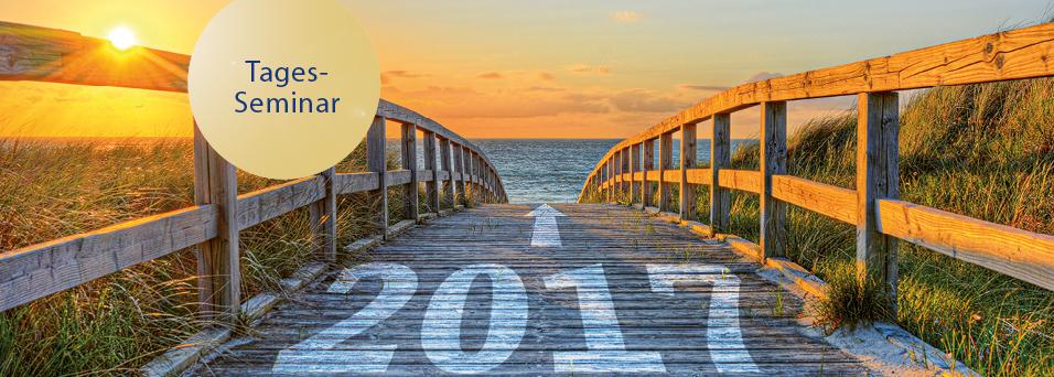Bewusst und kraftvoll das neue Jahr gestalten