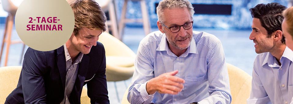 Als Führungskraft mit Freude arbeiten und erfüllt leben! | Als Führungskraft mit Freude arbeiten und erfüllt leben! mit Pat Schneider am 01. - 02.05.21 in Freising