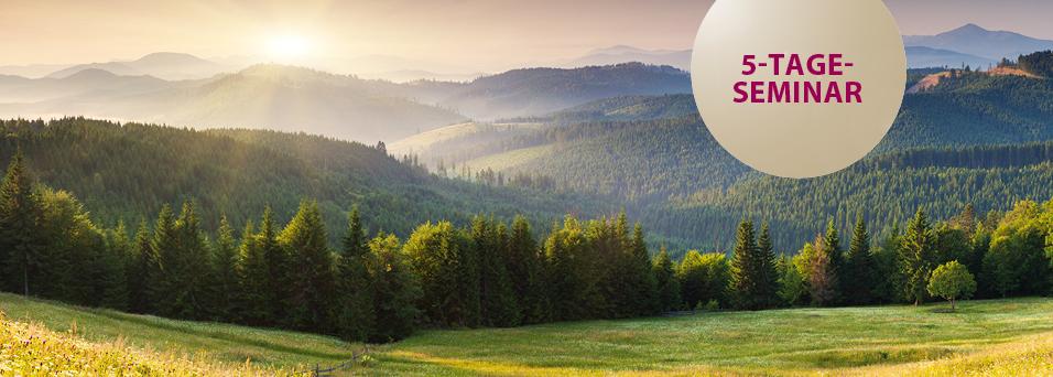 Verbunden mit Himmel und Erde   Verbunden mit Himmel und Erde mit Andrea Schirnack vom 16. - 20.08.21 in Bad Lippspringe