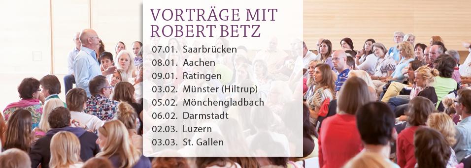 On Tour | Vorträge mit Robert Betz, alle Termine in der Übersicht
